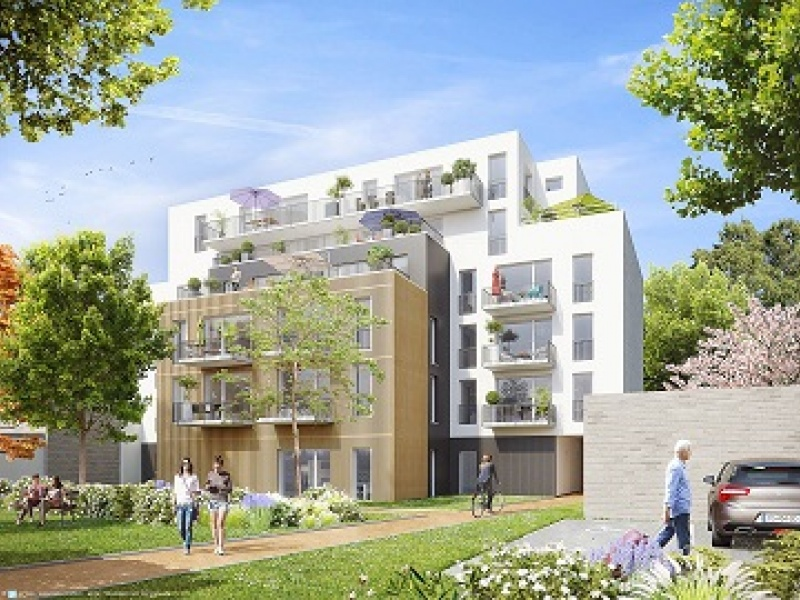 Programme immobilier neuf  à Lille