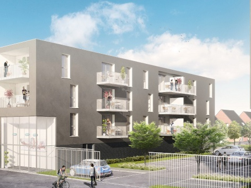 Programme immobilier neuf  à Wambrechies