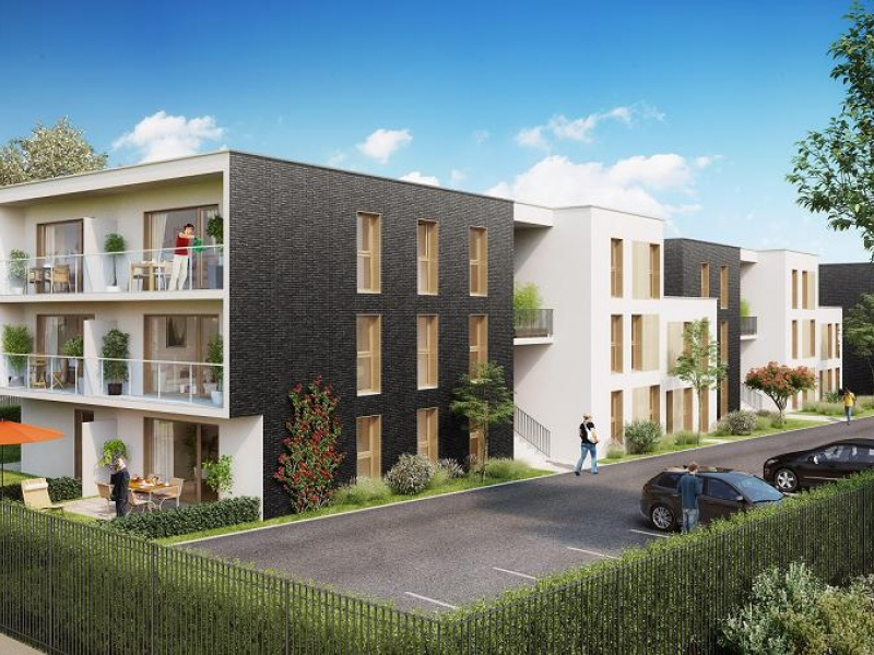 Programme immobilier neuf  à Faches-Thumesnil