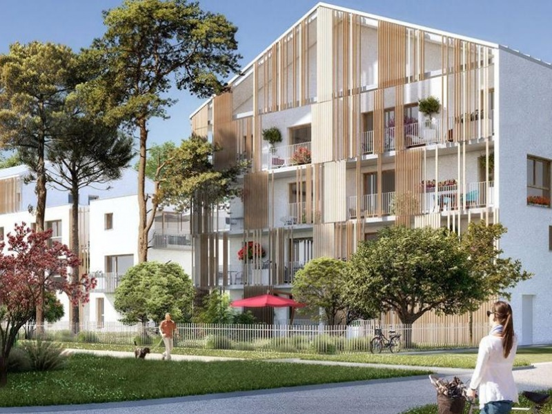 Programme immobilier neuf à Reims